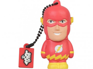 PENDRIVE 16GB DC COMICS FLASH SILVER HT