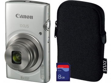 ESSENTIALS KIT CAMARA COMPACTA CANON IXUS 175 (S)