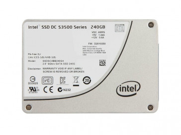 SSD S3500 240GB (SSDSC2BB240G401) INTEL