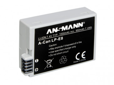 A-CAN LP-E8 ANSMANN