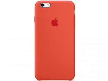 FUNDA SILICONA IPHONE 6S PLUS MKXQ2ZM/A (OR) APPLE