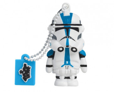 PENDRIVE 16GB CLONE TROOPER SILVER HT