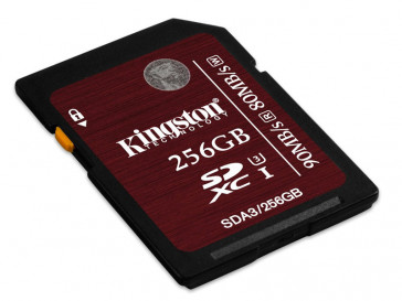 SDXC 256GB CLASE 3 SDA3/256GB KINGSTON
