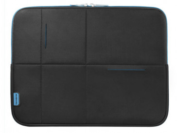 "FUNDA PORTATIL AIRGLOW 15.6"" NEGRO/AZUL SAMSONITE"