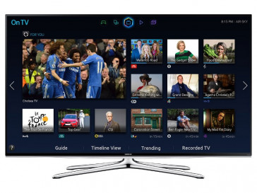 "SMART TV LED FULL HD 3D 40"" SAMSUNG UE40H6200"