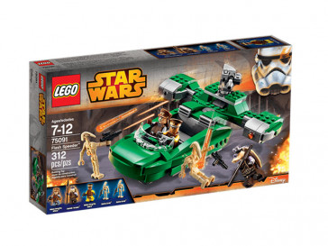 STAR WARS FLASH SPEEDER 75091 LEGO