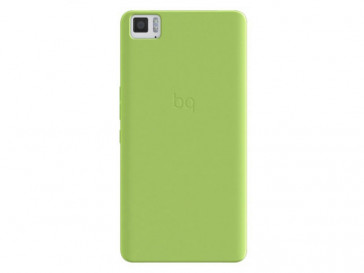 FUNDA CANDY AQUARIS M5.5 VERDE BQ