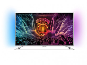 "SMART TV LED ULTRA HD 4K ANDROID 55"" PHILIPS 55PUS6501/12"