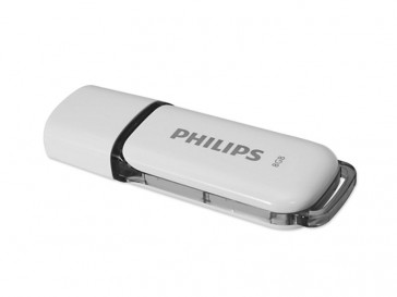 PENDRIVE 2.0 SNOW 8GB (FM08FD70B/10) PHILIPS