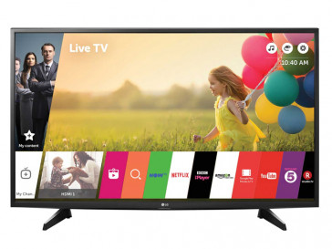 "SMART TV LED ULTRA HD 4K 49"" LG 49UH610V"