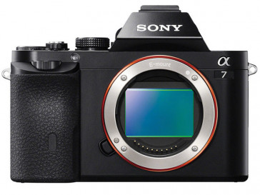 CAMARA EVIL SONY ALPHA A7 BODY