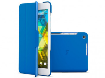 FUNDA DUO CASE EDISON 3 MINI AZUL BQ