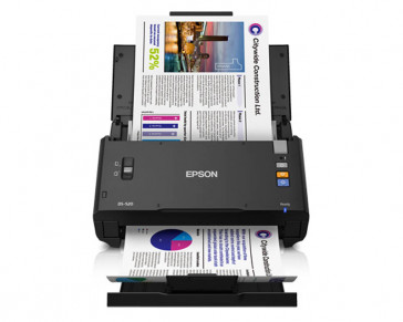 WORKFORCE DS-520 EPSON