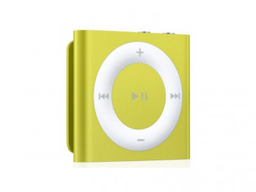 IPOD SHUFFLE 2GB AMARILLO 4GEN MD774FD/A APPLE