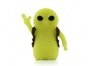 PENDRIVE ALIEN LUMINOSO 8GB BLISTER SILVER HT