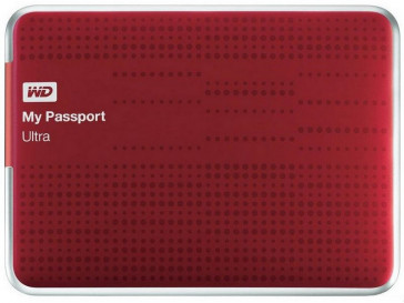 MY PASSPORT ULTRA 2TB WDBMWV0020BRD-EESN WESTERN DIGITAL