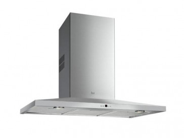 CAMPANA TEKA DECORATIVA PARED 70CM INOX HALOGENA DSB-70 40459301