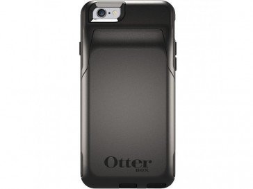 FUNDA COMMUTER WALLET IPHONE 6 NEGRA OTTERBOX