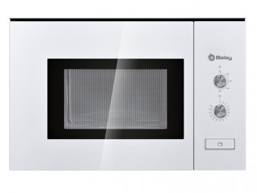 MICROONDAS INTEGRABLE BALAY 20L 800W BLANCO 3WM360BIC