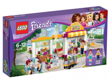 FRIENDS SUPERMERCADO DE HEARTLAKE 41118 LEGO