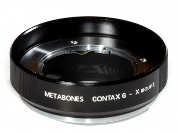 ADAPTADOR CONTAX G TO FUJI X METABONES