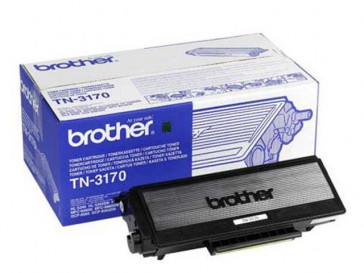 CARTUCHO TONER NEGRO TN3170 BROTHER