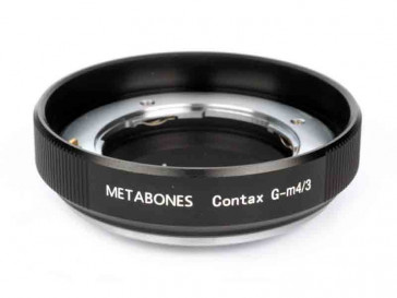 ADAPTADOR CONTAX G TO MFT METABONES
