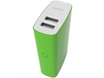 POWER PACK 4000 VERDE F8M979BTGRN BELKIN