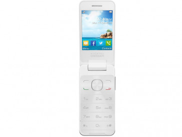 ONE TOUCH 2012D DUAL SIM (W) ALCATEL