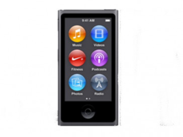 IPOD NANO 16GB 7 GEN GRIS MKN52QL/A APPLE