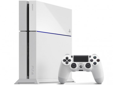 CONSOLA PS4 500GB BLANCA 9466413 SONY