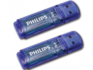 PACK 2 URBAN 2.0 16GB (FM16FD35C) PHILIPS