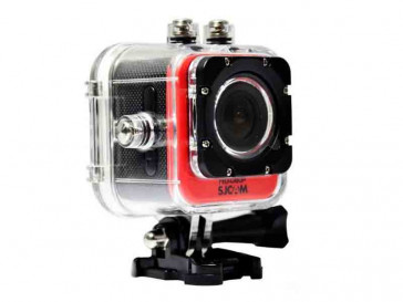 CAMARA VIDEO M10 WIFI ROJA SJCAM