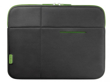 "FUNDA PORTATIL AIRGLOW 13.3"" NEGRO/VERDE SAMSONITE"