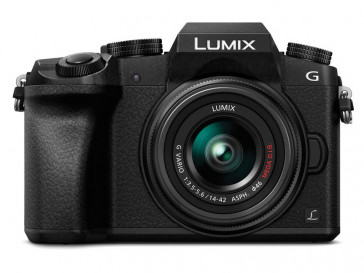 LUMIX DMC-G7 (B) + 14/42 PANASONIC