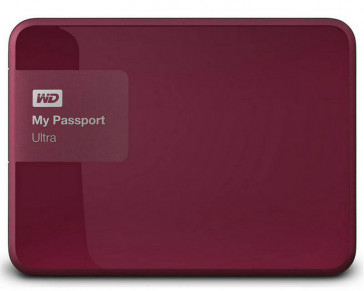 MY PASSPORT ULTRA 3TB WDBBKD0030BBY-EESN WESTERN DIGITAL