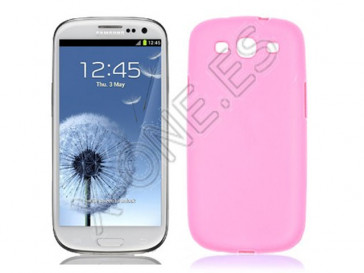 FUNDA TPU GALAXY S3 ROSA 1124 X-ONE ACCESSORIES