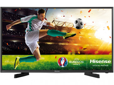 "SMART TV LED FULL HD 40"" HISENSE H40M2600"