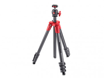 TRIPODE COMPACT LIGHT ROJO MANFROTTO