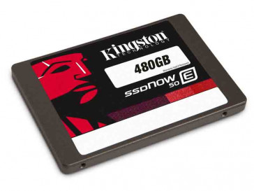 SSDNOW E50 480GB SATA SE50S37/480G KINGSTON