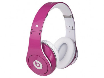AURICULARES MONSTER BEATS BY DR DRE STUDIO PINK MONSTER CABLE