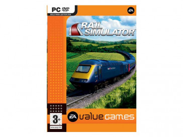 JUEGO PC RAIL SIMULATOR VALUE GAMES ELECTRONIC ARTS