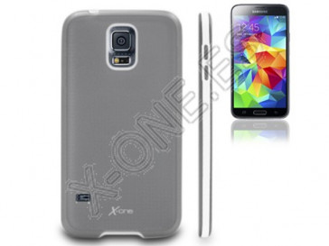 FUNDA BUMPER TPU FRESH LINE GALAXY S5 TRANSPARENTE 8063 X-ONE ACCESSORIES