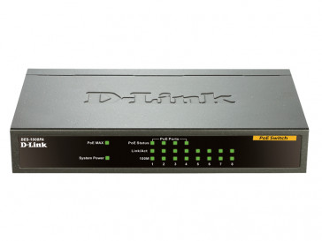 SWITCH ETHERNET DES-1008PA D-LINK
