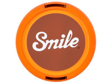 TAPA OBJETIVO 70'S HOME 55MM SMILE