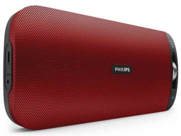 ALTAVOZ PORTATIL BT3600R/00 ROJO PHILIPS