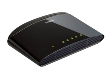 SWITCH ETHERNET DES-1005D D-LINK
