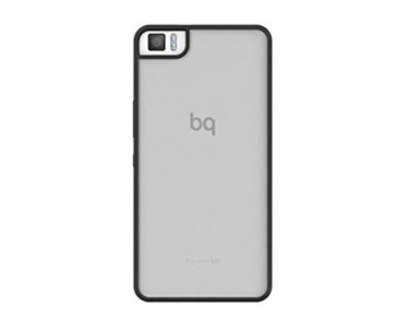 FUNDA GUMMY AQUARIS M5 (B) BQ