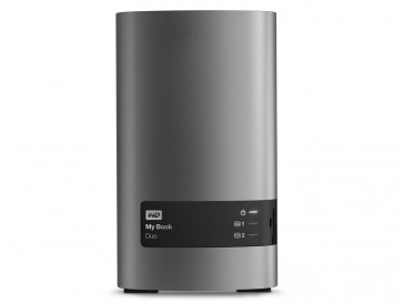 MY BOOK DUO 4TB WDBLWE0040JCH-EESN WESTERN DIGITAL