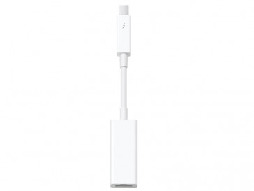 ADAPTADOR DE THUNDERBOLT ETHERNET GIGABIT MD463ZM/A APPLE